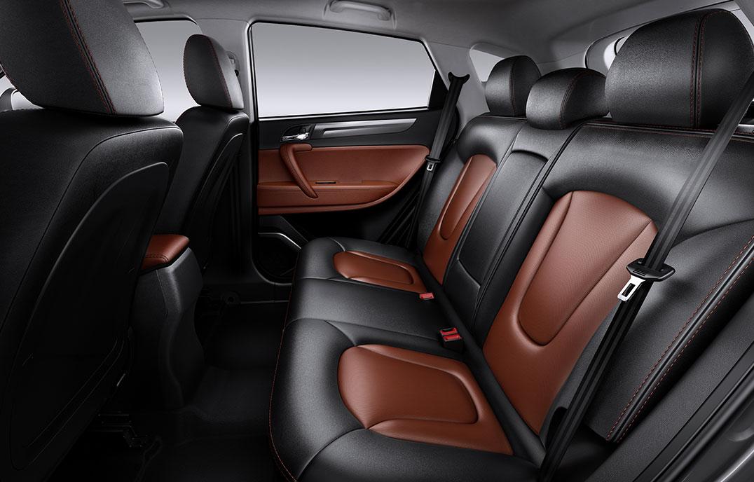 第二代瑞风S5—真皮双侧后排座椅