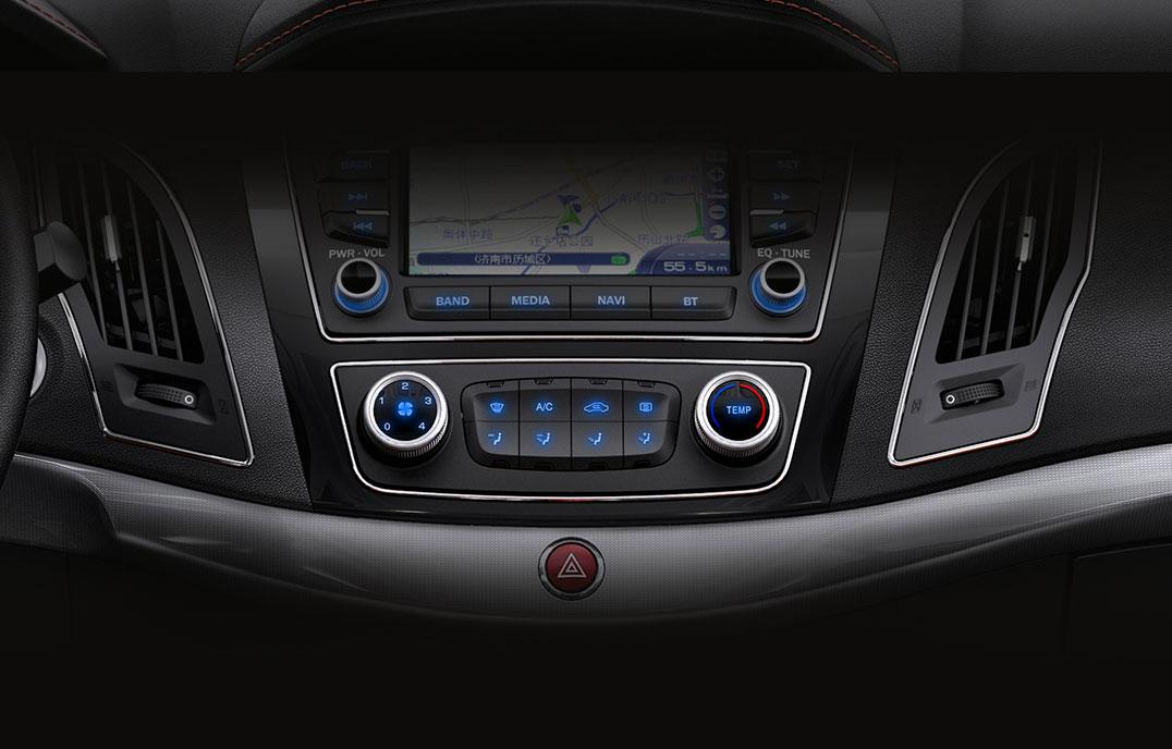 第二代瑞风S5—双温区自动空调