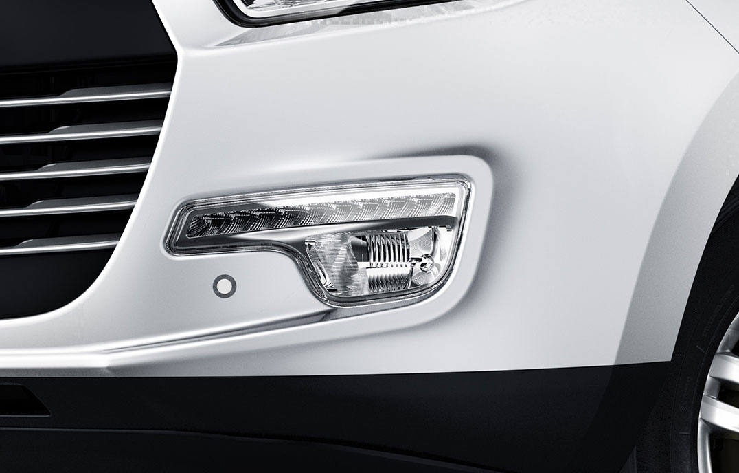 第二代瑞风S5—LED日间行车灯