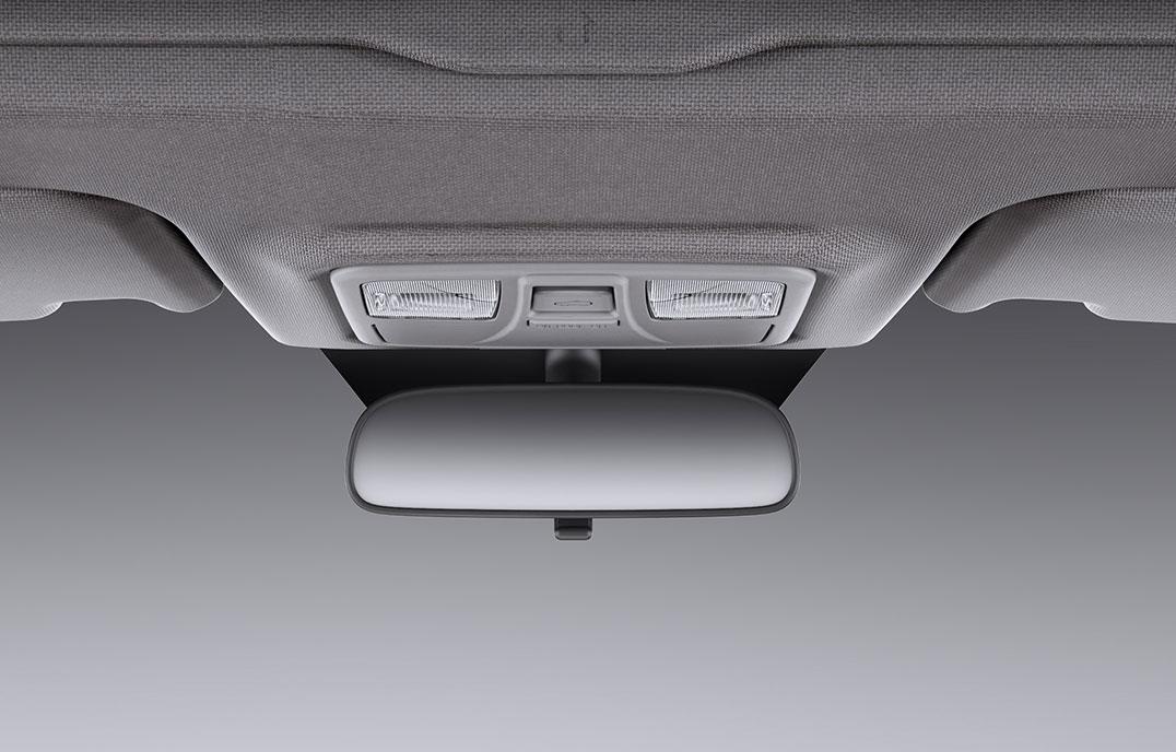 第二代瑞风S5—自动防炫目后视镜