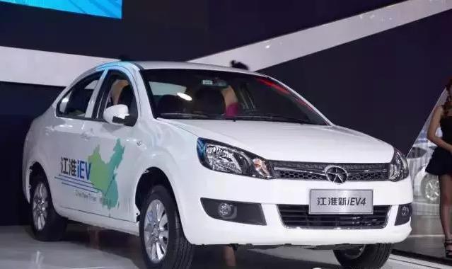 江淮汽车加快新能源业务布局,超值 新iev4青岛车展上市