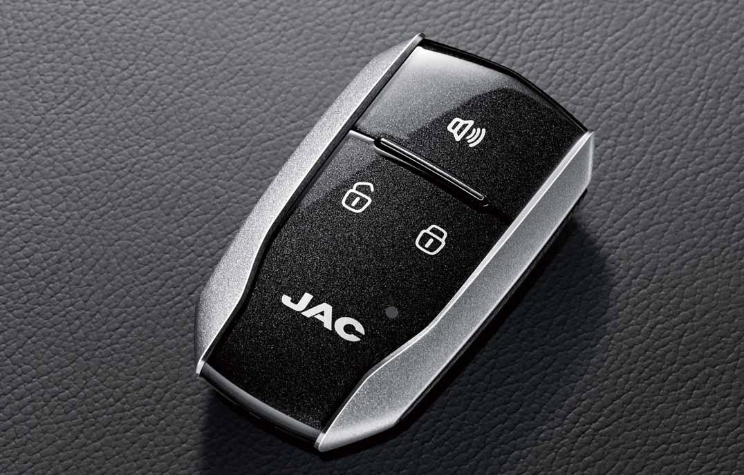 瑞风M5—遥控折叠钥匙