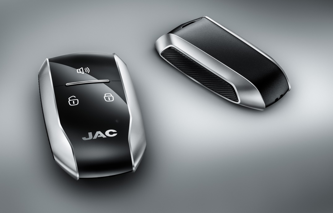 瑞风A60 - 智能遥控钥匙