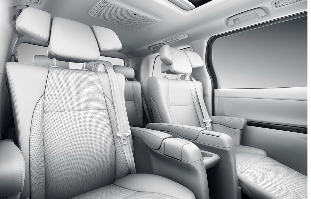 瑞风M6 - 舒适客椅全景展示