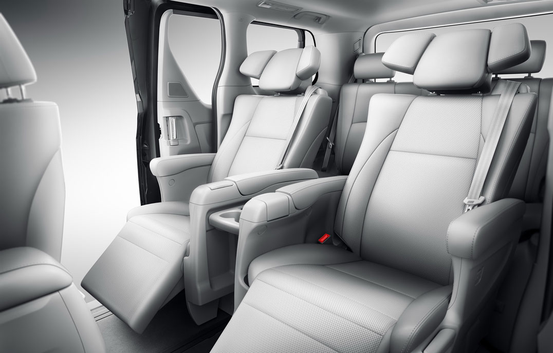 瑞风M6 - 舒适客椅