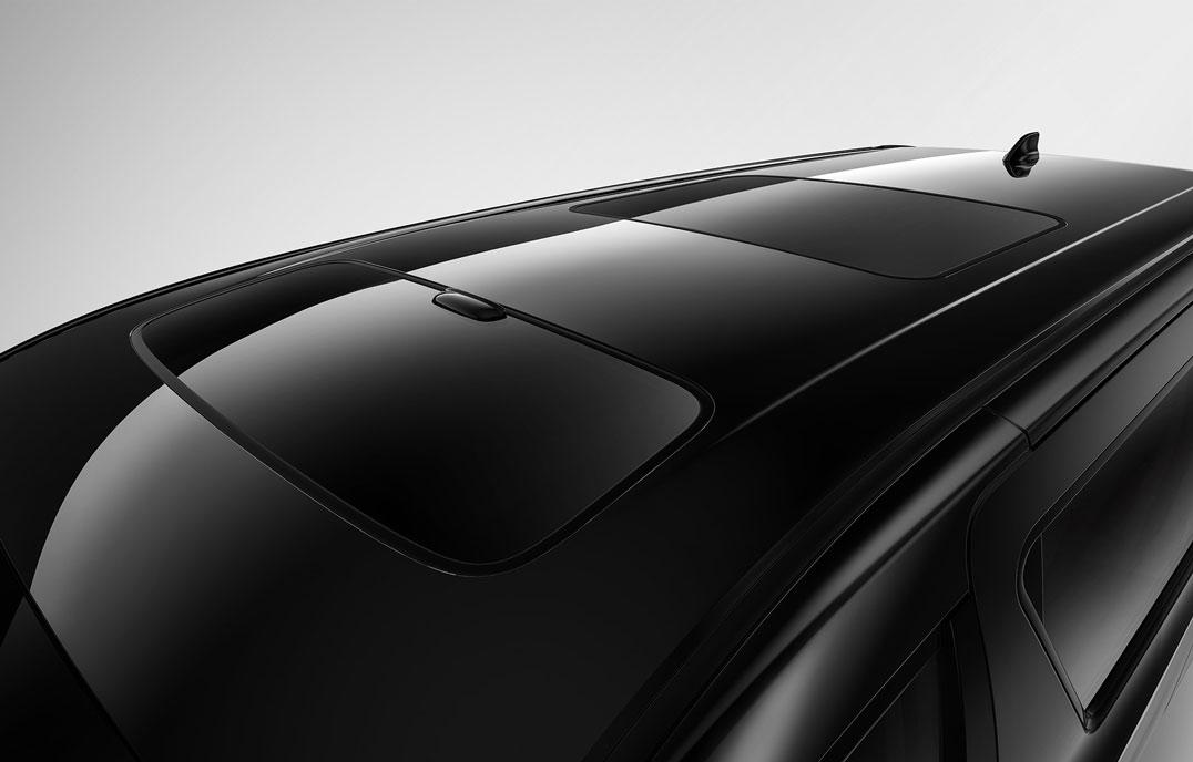 瑞风M6 - 车顶展示