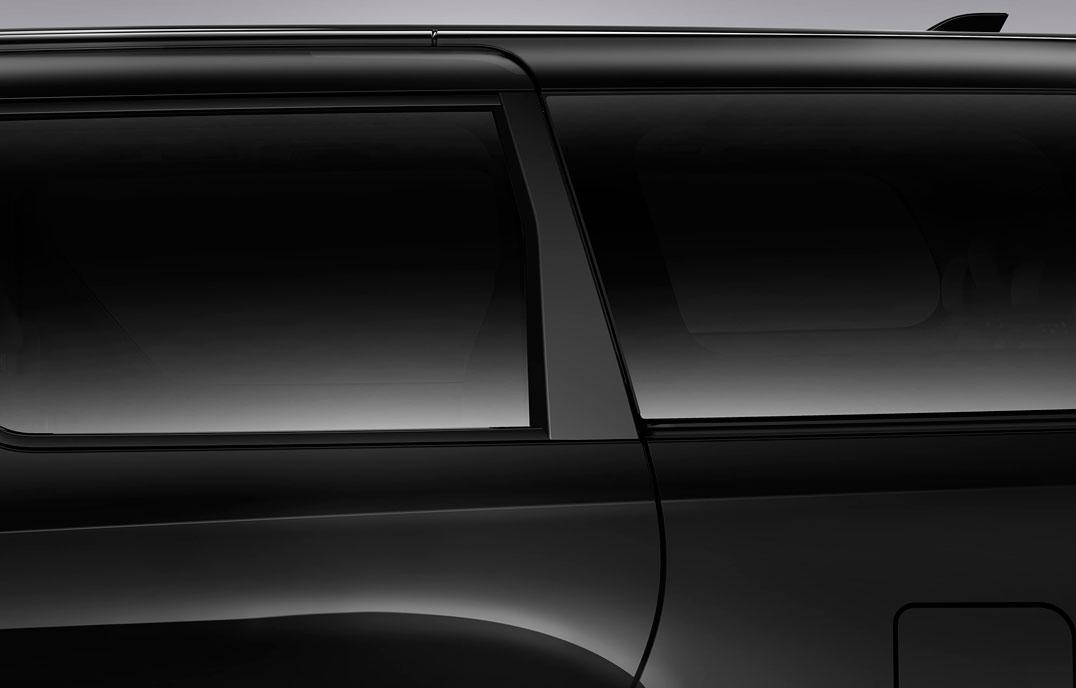 瑞风M6 - 车窗展示