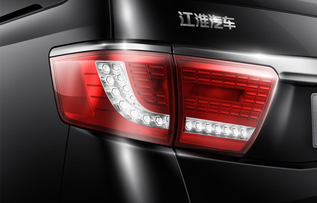 瑞风M6 - LED尾灯